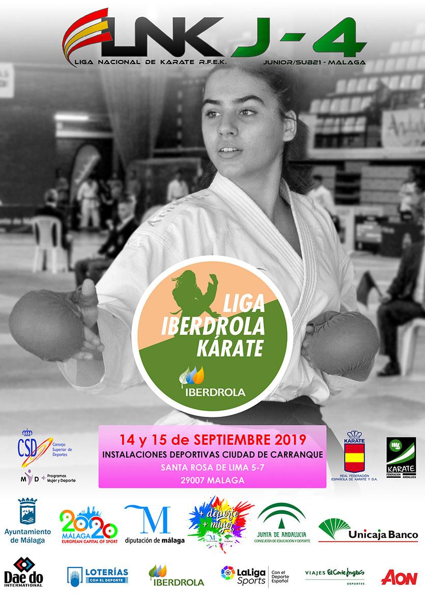 LNK 2019 Junior-Sub21 Femenina Fase 2