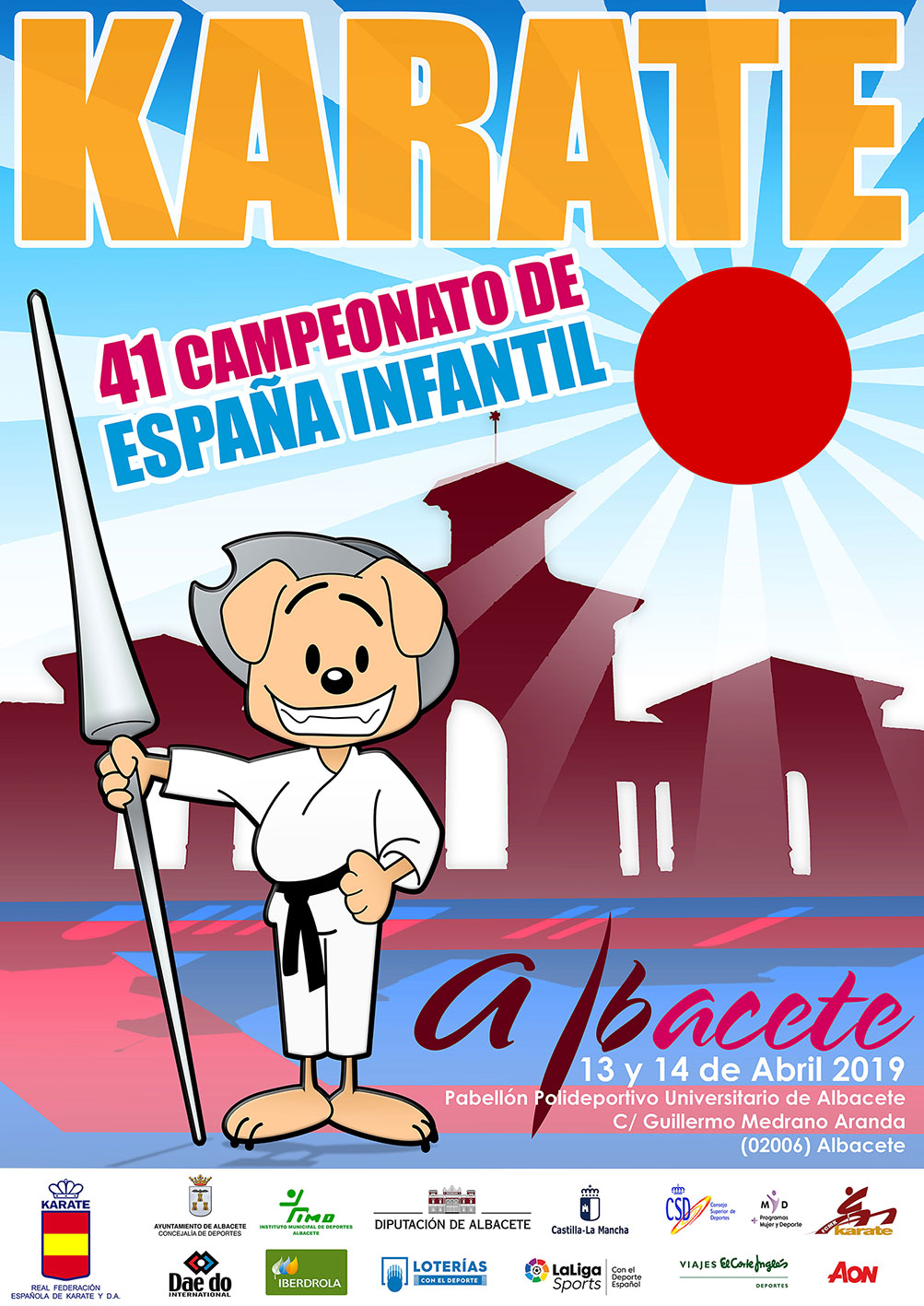 Campeonato de España Infantil 2019