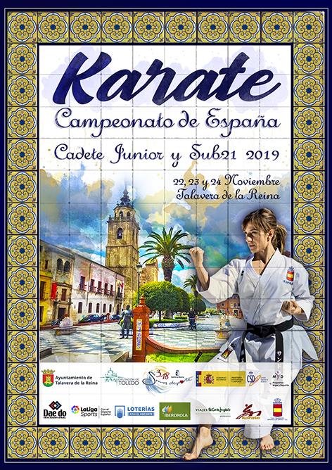 Campeonato de España Cadete-Junior-Sub21 2019