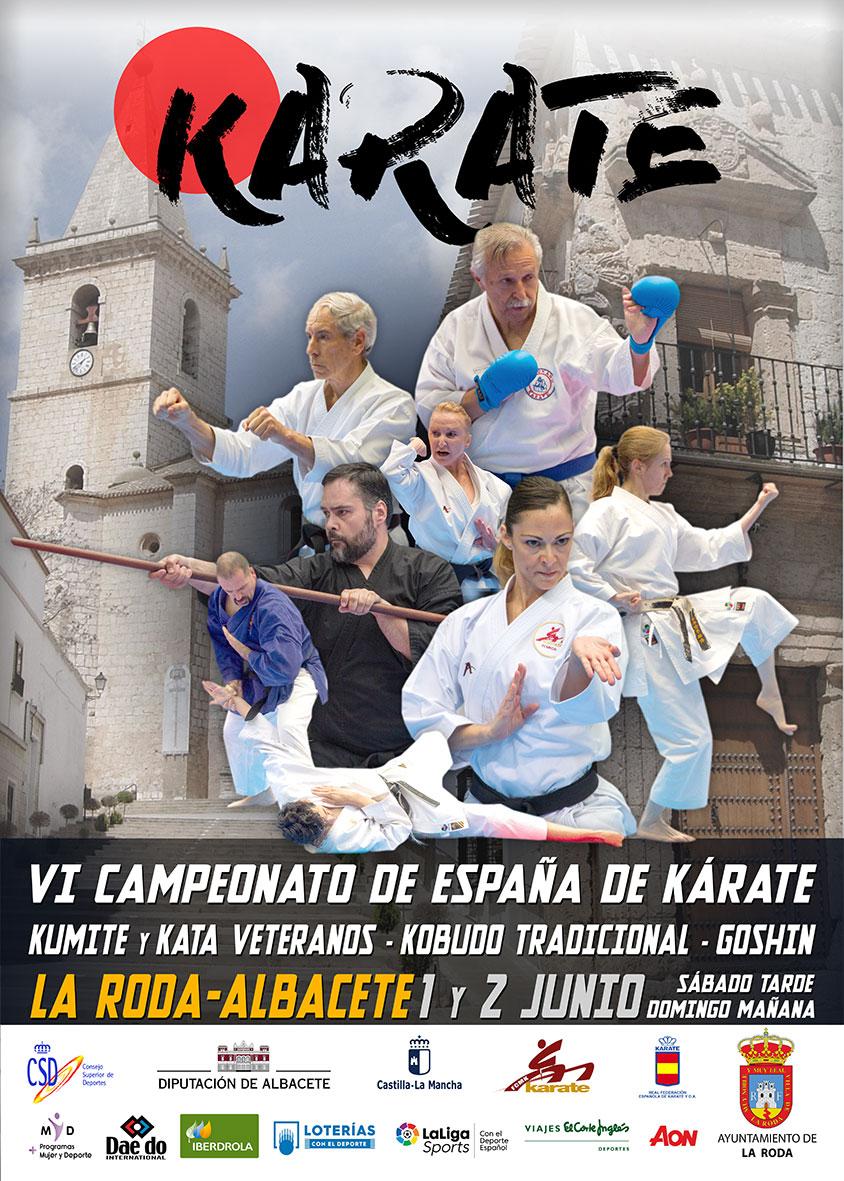 Campeonato de España Tradicional-Veteranos 2019