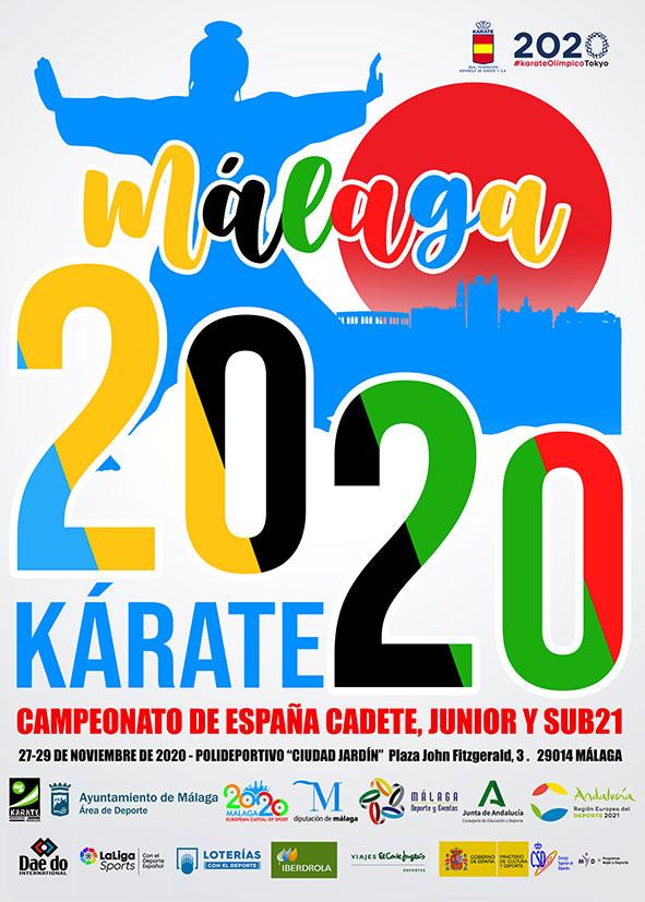 Campeonato de España Cadete-Junior-Sub21 2020