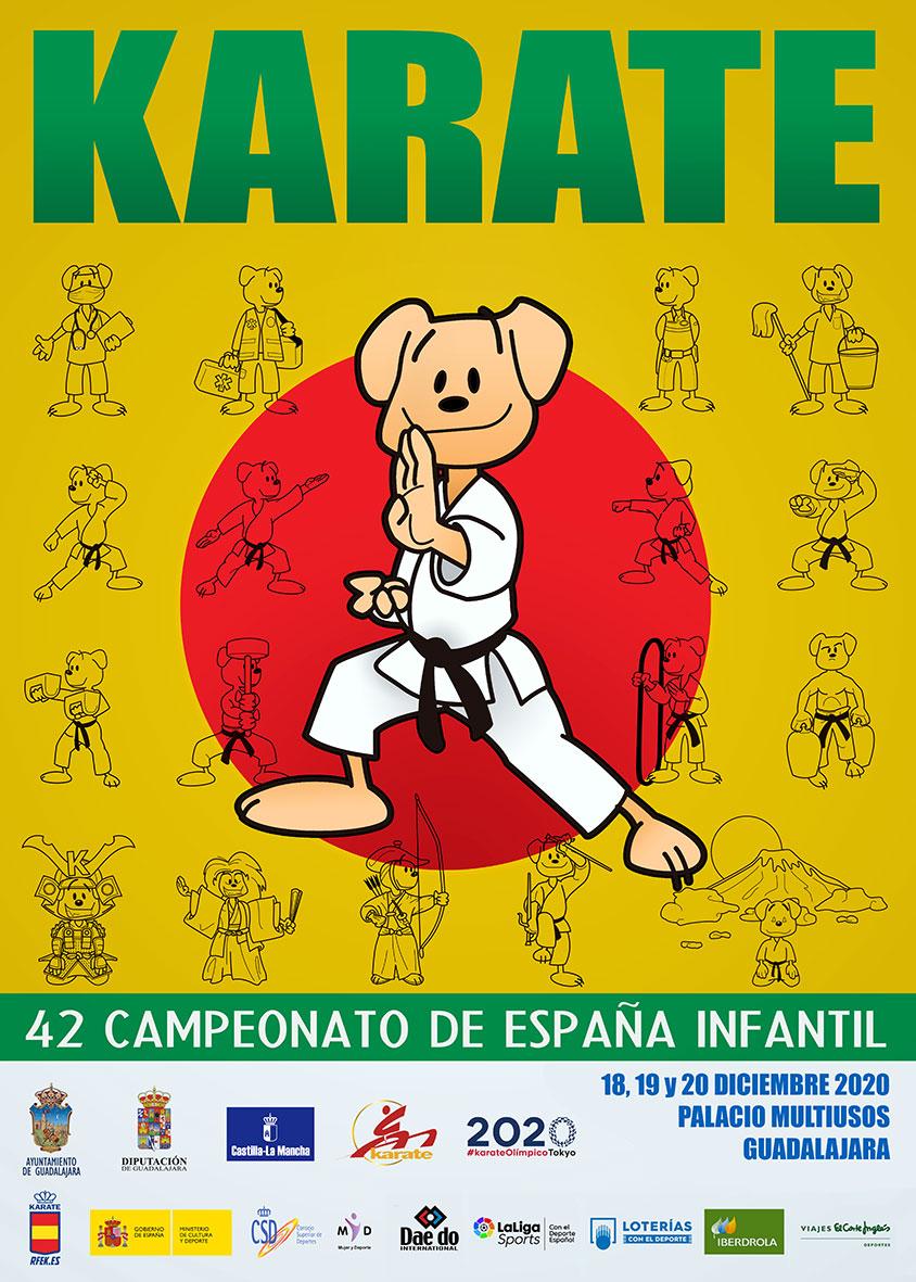 Campeonato de España Infantil 2020