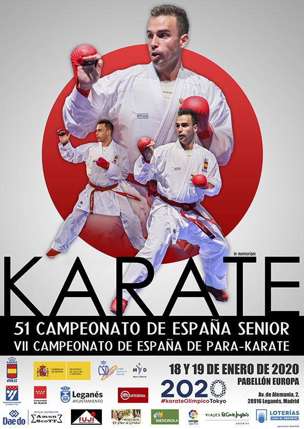 Campeonato de España Sénior-ParaKarate 2020
