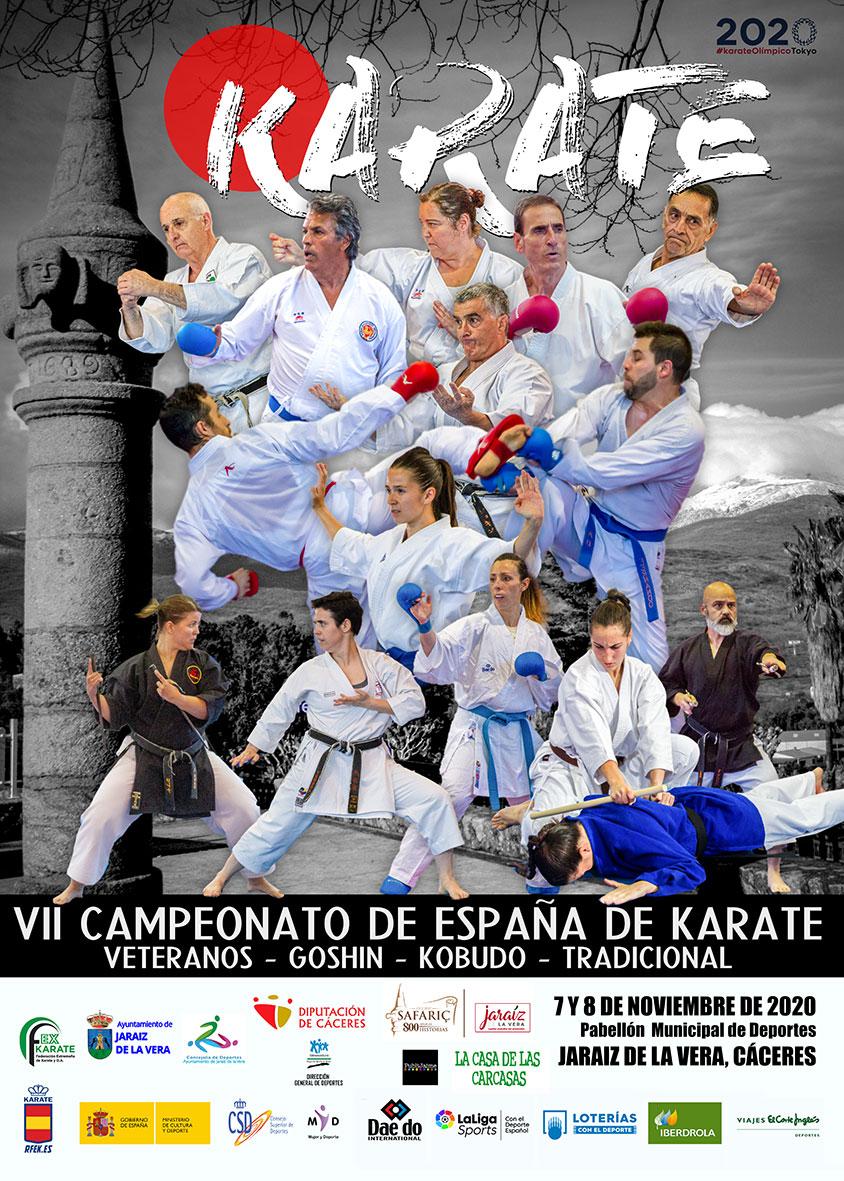 Campeonato de España Veteranos-Tradicional 2020