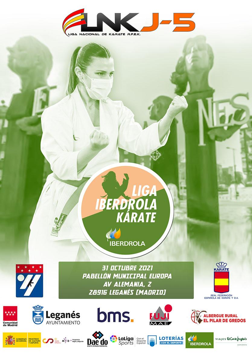 Liga Nacional 2021 J5 Femenina