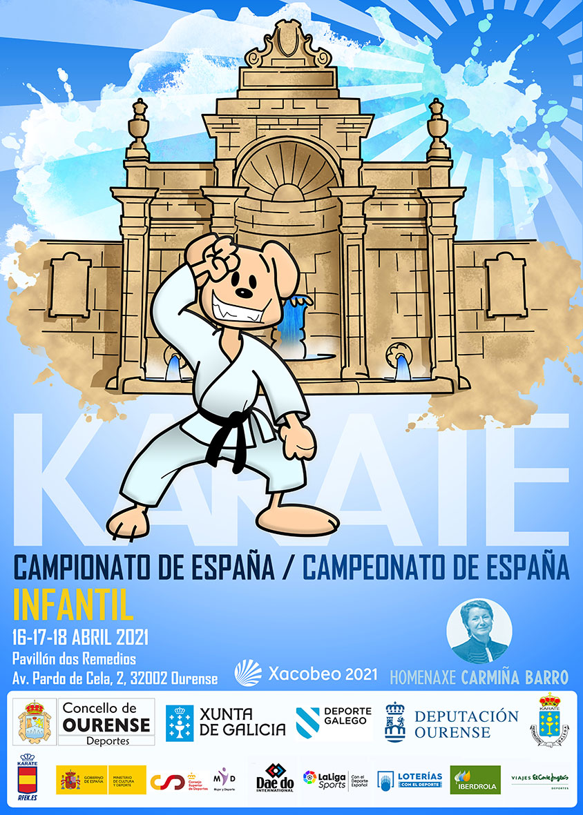 Campeonato de España Infantil 2021