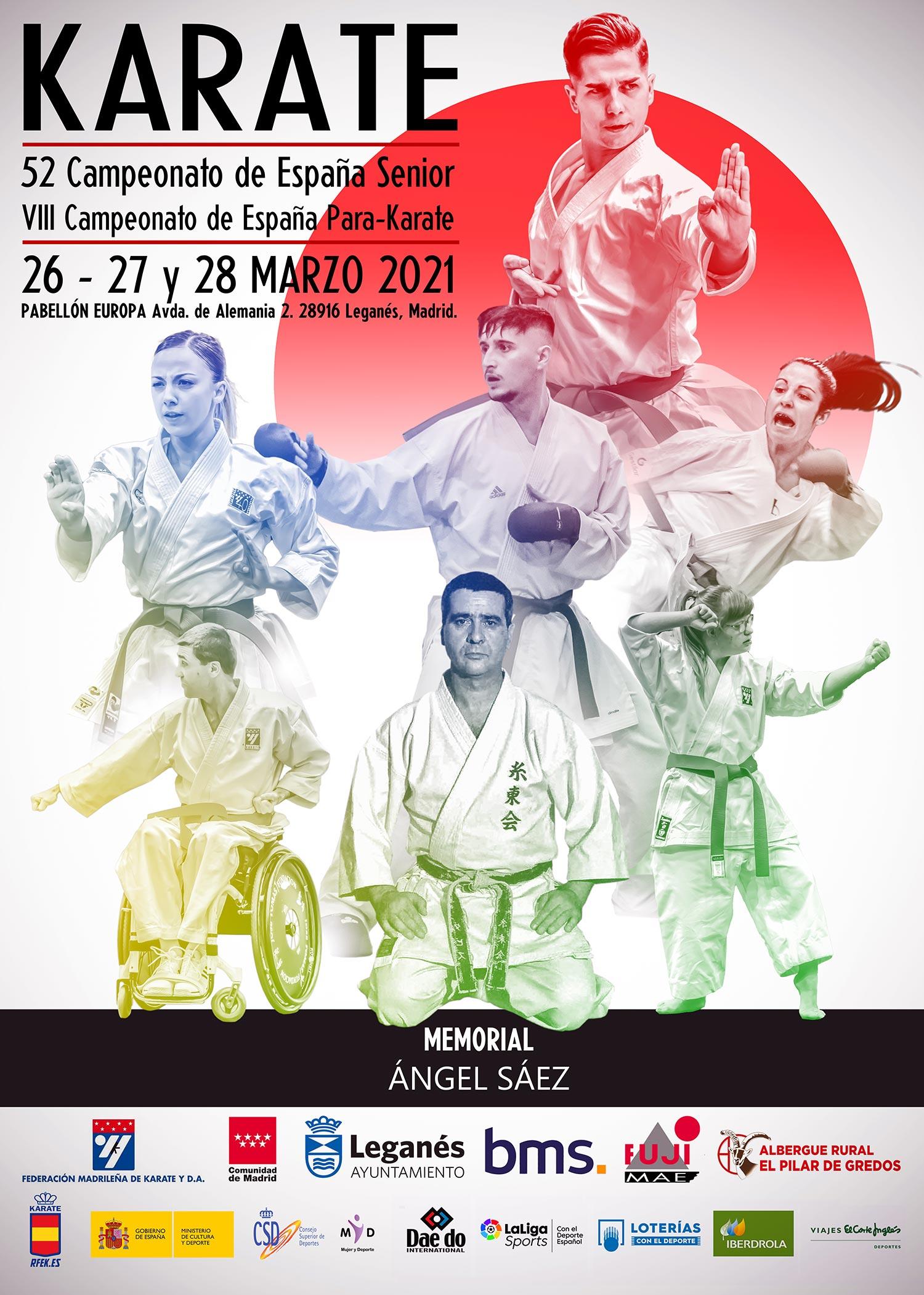 Campeonato de España Sénior 2021